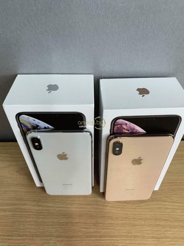 Apple iPhone XS Max - 512GB - Space Grey или Gold (отключен)
