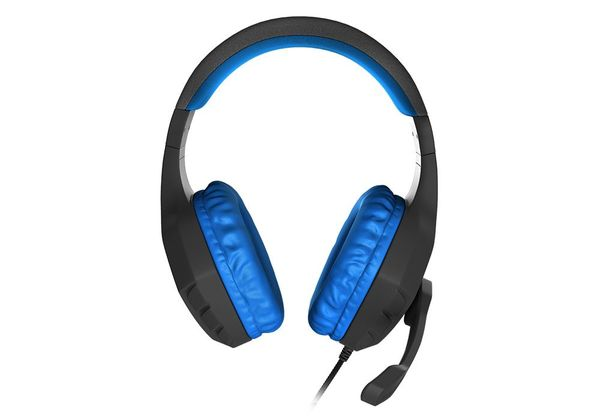 Genesis Геймърски слушалки Gaming Headset ARGON 200 BLUE NSG-0901